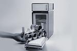 電子冷蔵庫 1962