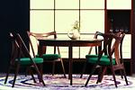 松葉型の椅子 1970