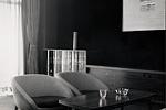 N社の社長室と照明スタンド 1962