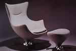硬質発泡ウレタンによる椅子 1963